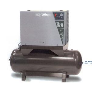 Schallgedämpfte Kolbenkompressoren 68 dB (A)